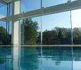 Luxury Hidden Overflow Pool