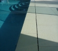 Overflow Pool Edge Detail