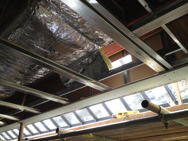 Ductwork run