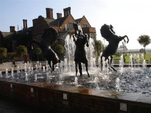 Horse Water Fountain