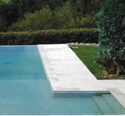 Stone Clad Infinity Pool