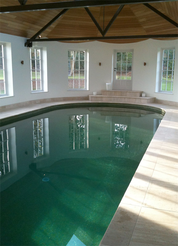 Refurbished Pool