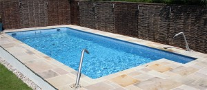 Insulated Swimming Pool