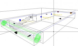 Swimming Pool Cad Screen Grab