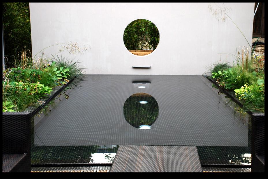 Reflecting Pool London Brookforge Swimming Pool Build