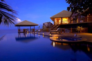 Luxury Infinity Pool & Spa