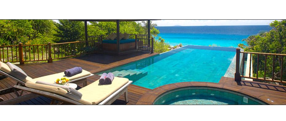 Luxury Island Villa Pool