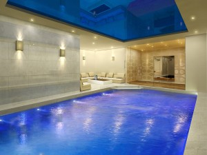Indoor Swimming Pool Visual