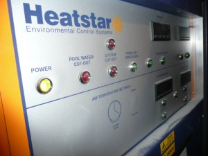 Heatstar Dehumidifier Control Panel