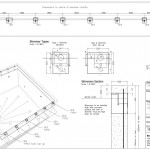 Installation drawing for sub test tank