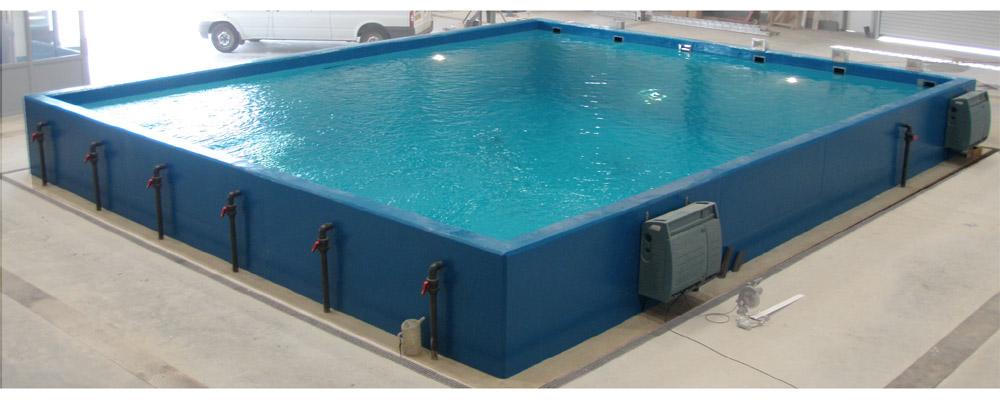 6m deep submarine testing tank north yorkshire - Convert swimming pool to rainwater tank ...