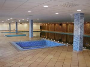 Indoor Pool & Spas