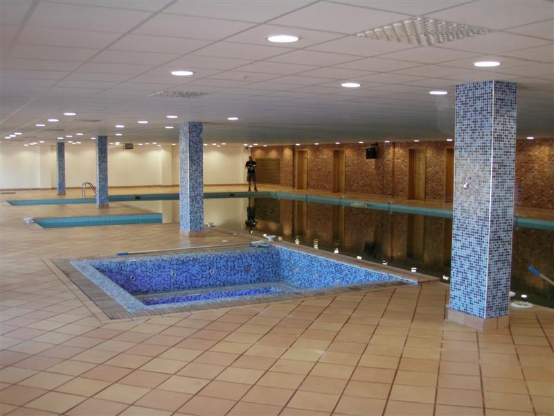 Indoor Pool & Spas