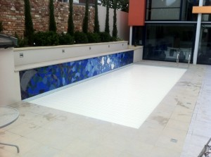 Thermal slatted pool cover will reduce your pool running costs