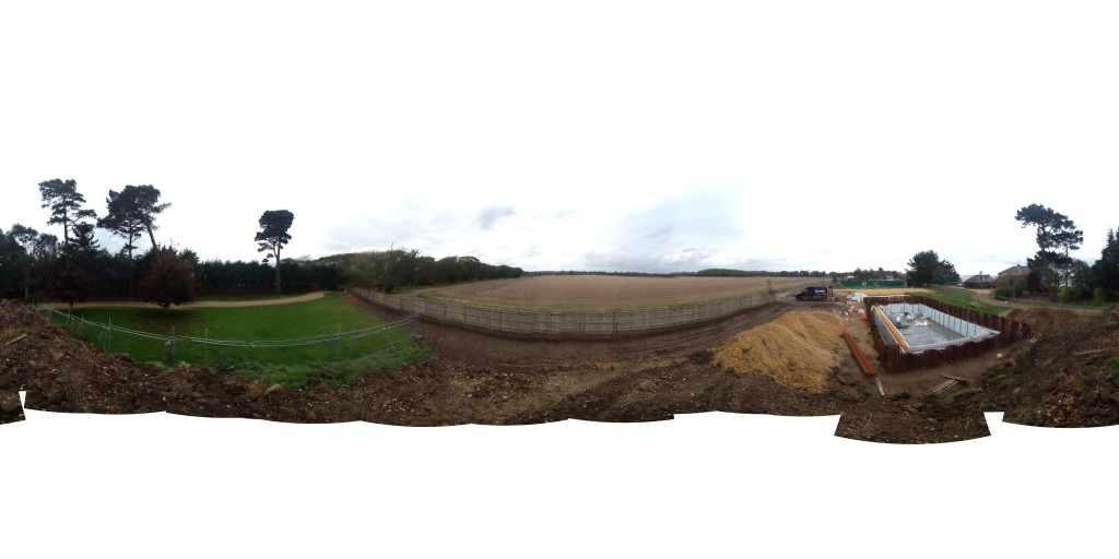 Site picture of ICF Swimming pool