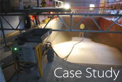Case study pool tanking