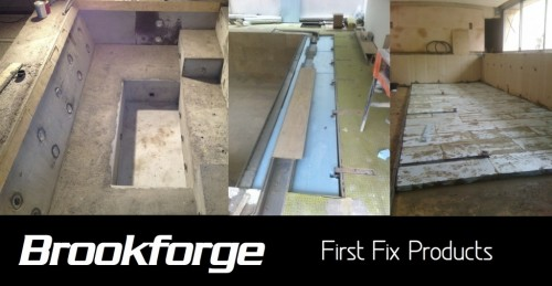 brookforge technical first fix