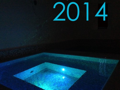 2014 Spa pool lighting