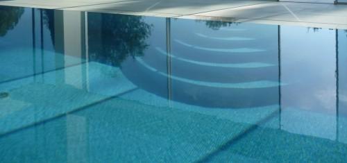 Indoor Deck Level Pool
