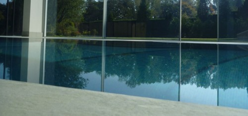 Luxury Slotted Overflow Pool