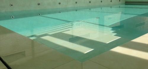 Pumping Concrete Base For Balance Tank Brookforge Swimming Pool Build