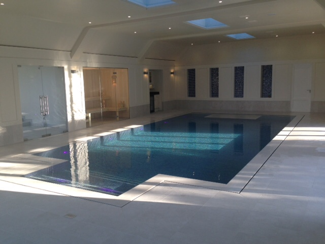 Indoor archives brookforge swimming pool build for Icf pool