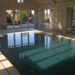 Pershore new build swimming pool