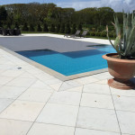 Swimming pool thermal slatted cover
