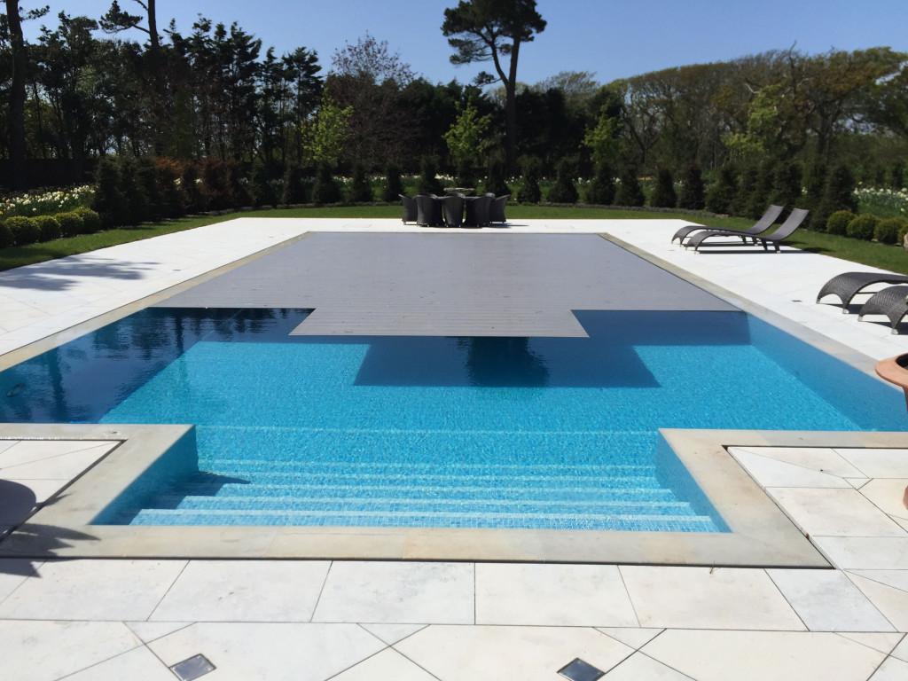 Pool Pavillion Brookforge Swimming Pool Build