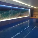 Hidden overflow pool