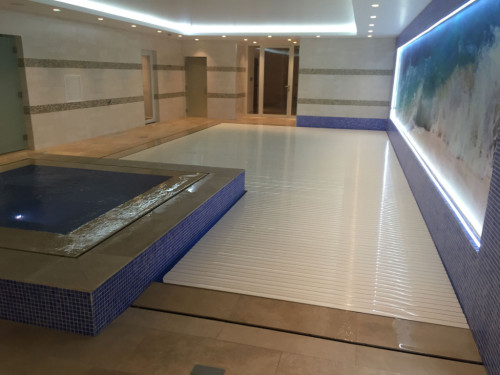 Thermal Slatted Pool Cover