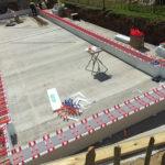 First Course Quadlock Pool Blocks