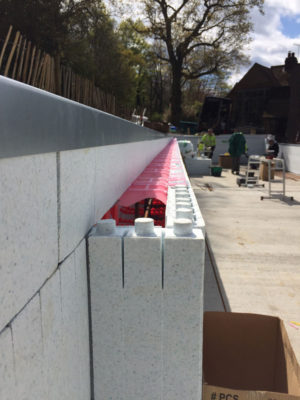 Safety Ledge Ends at Cover Pit