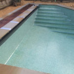 Swimming pool refurbishment steps