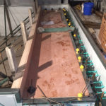 Cover cave lid shuttering