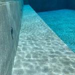 Under Water Bench