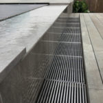 Infinity Overflow Grating